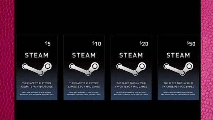 steam-gift-card-codes
