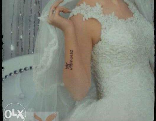 فستان زفاف باربى