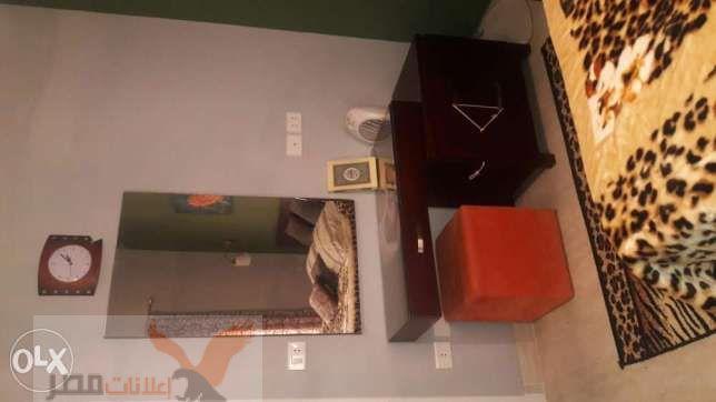 غرفة نوم خشب زان عمولة