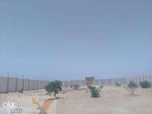 مخزن 6000م بطريق الاسماعيليه القاهره الرئيسي سور وكهربا واداره ومياه