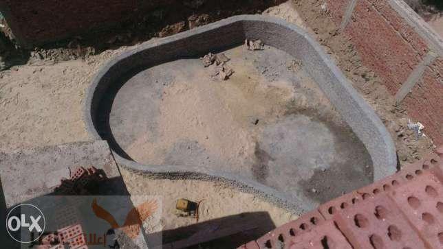 فيلا 850م للبيع بمنطقة الفلل بالشيخ زايد