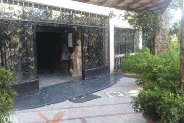 محل شارع مصطفى كامل سموحة 90م للايجار