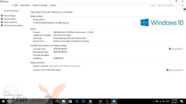 HP ProBook 6G Ram