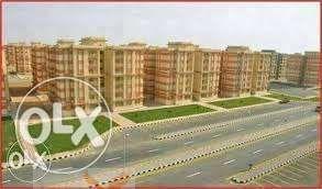 شقة للبيع متشطبة سوبر لوكس بمدينة المستقبل للقوات المسلحة