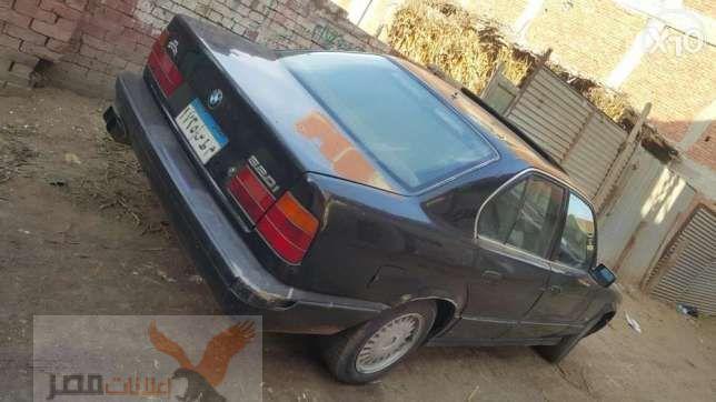 سيارة BMW 520i للبيع