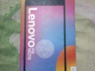 Lenovo k6not للبيع