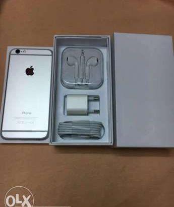 IPhone 6 64GB Silver للبيع