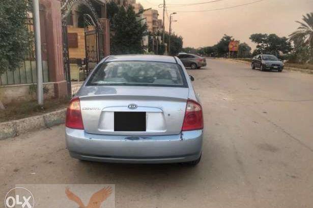 سيارة كيا سيراتو ٢٠٠٦ للبيع