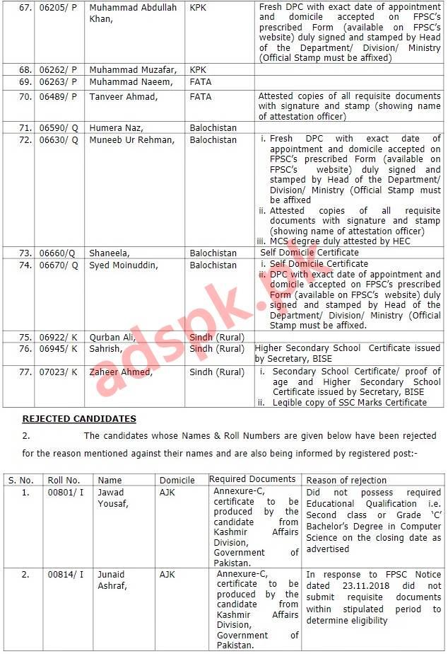Latest Govt Jobs in Pakistan, Lahore, Karachi, Islamabad
