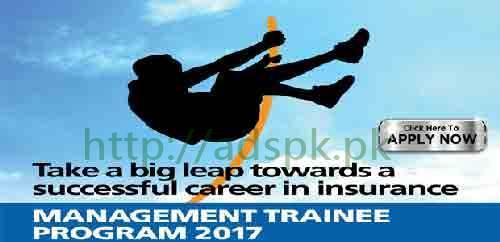 Jobs EFU Insurance Management Trainee Program 2017 Master's Degree Jobs Application Form Deadline 13-08-2017 Apply Online Now