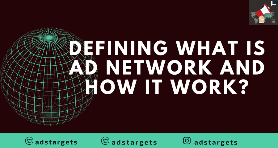 What is ad network