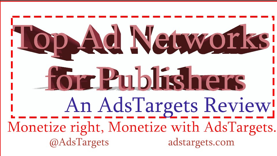 Best Cpm Ad Netoworks Archives Adstargets