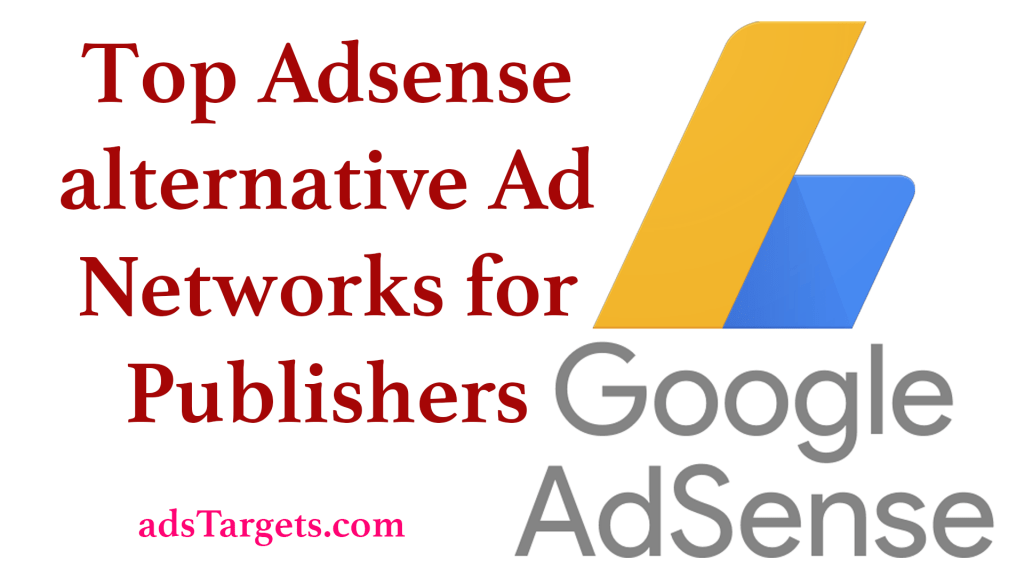 Adsense alternative ad network