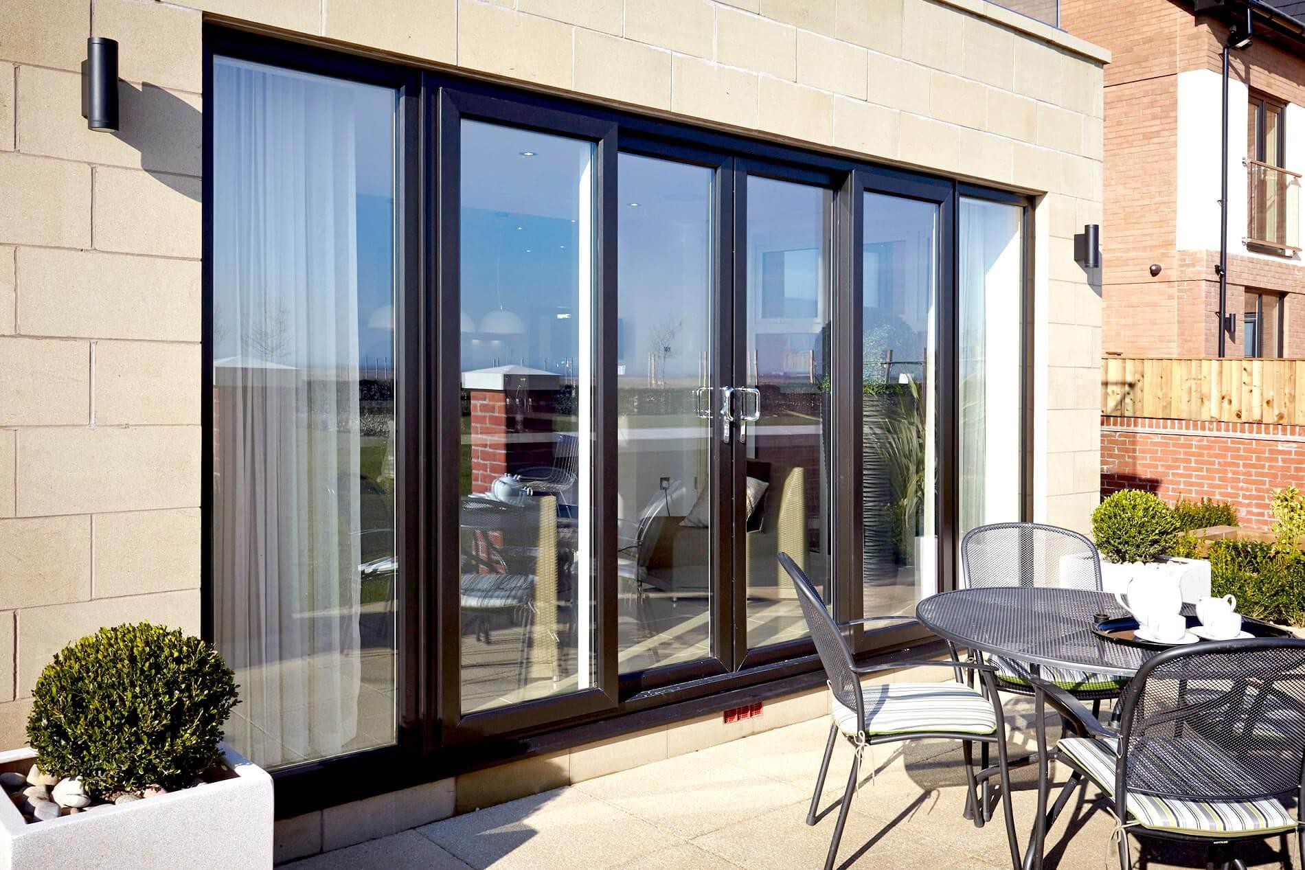 sliding patio doors in ivybridge