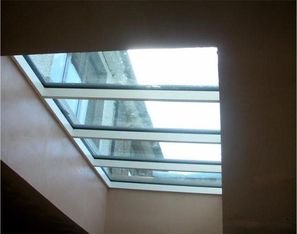 Bespoke Domestic Rooflights