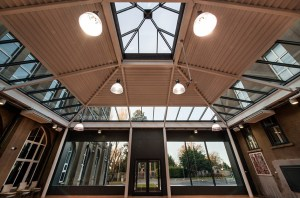 Architectural Roof-lights by ADT Facade Solutions