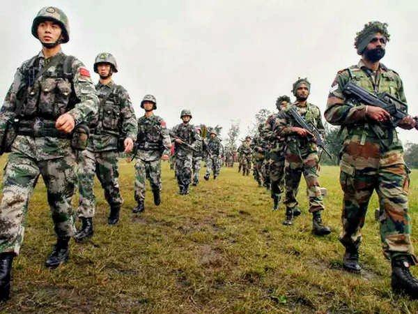 india-china face off at galwan valley