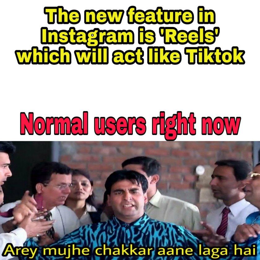 Reels memes
