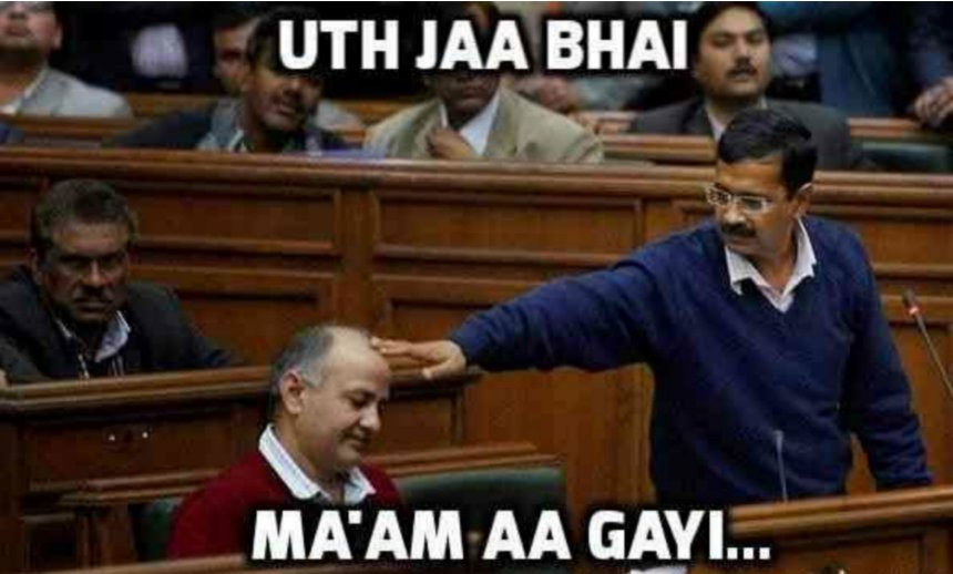 Kejriwal memes