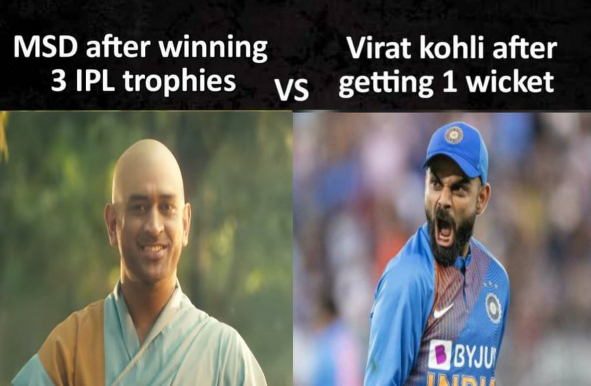 Dhoni memes 2021 VIVO IPL