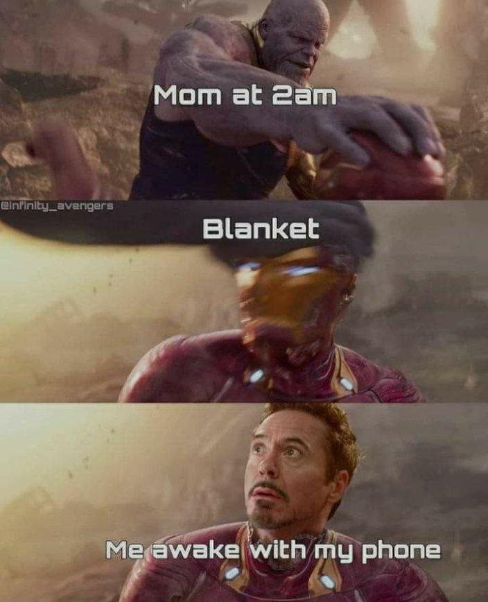 Iron man memes