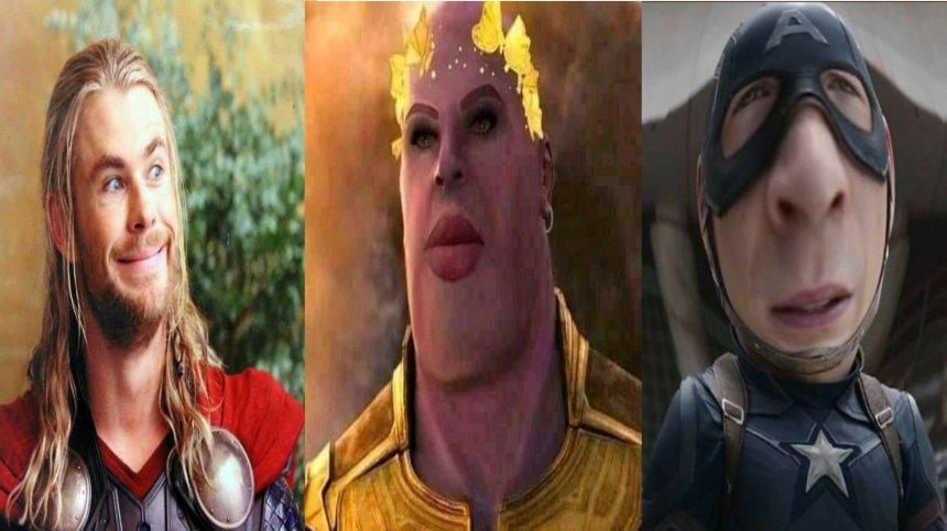 Latest Avengers memes