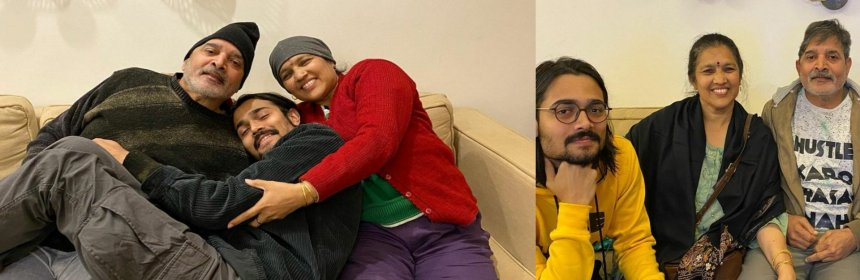 Bhuvan Bam lost his parents due to Covid-19