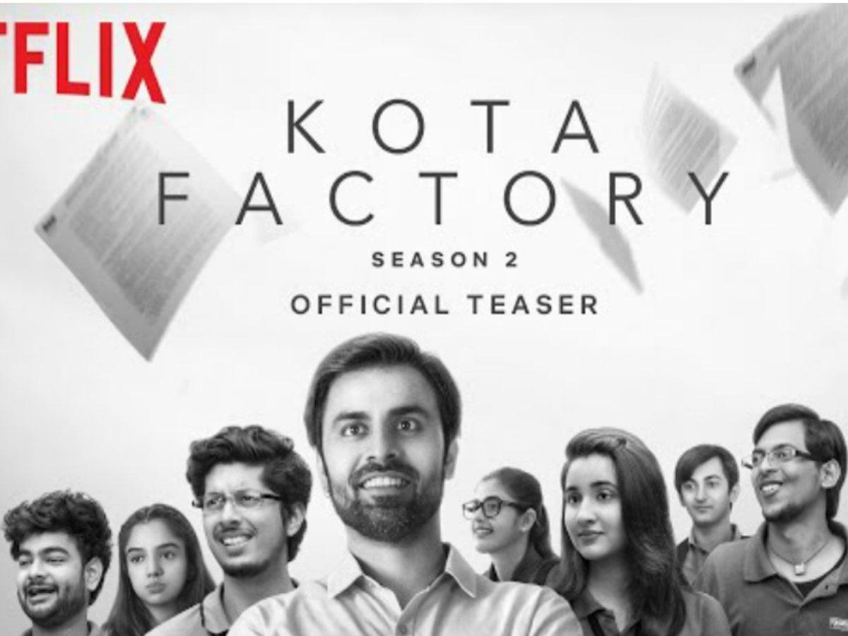 Kota Factor Season 2 teaser is out on Netflix YouTube channel