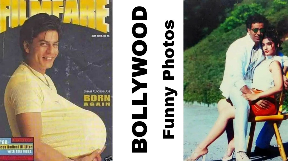 Funny Photos of Bollywood actors and actresses