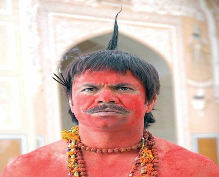 Bhool Bhulaiyaa Rajpal Yadav meme template