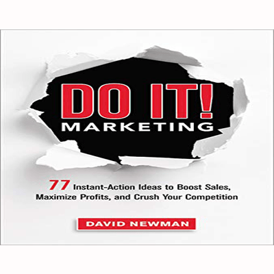 Do It Marketing Book For Increased Market Share