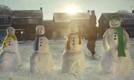 Asda Christmas advert, 2013