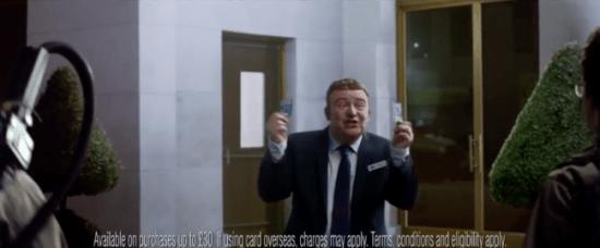 Halifax Ghostbusters Advert