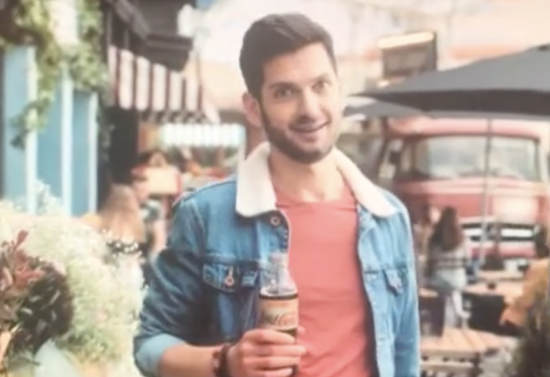 Diet Coke Mango Advert