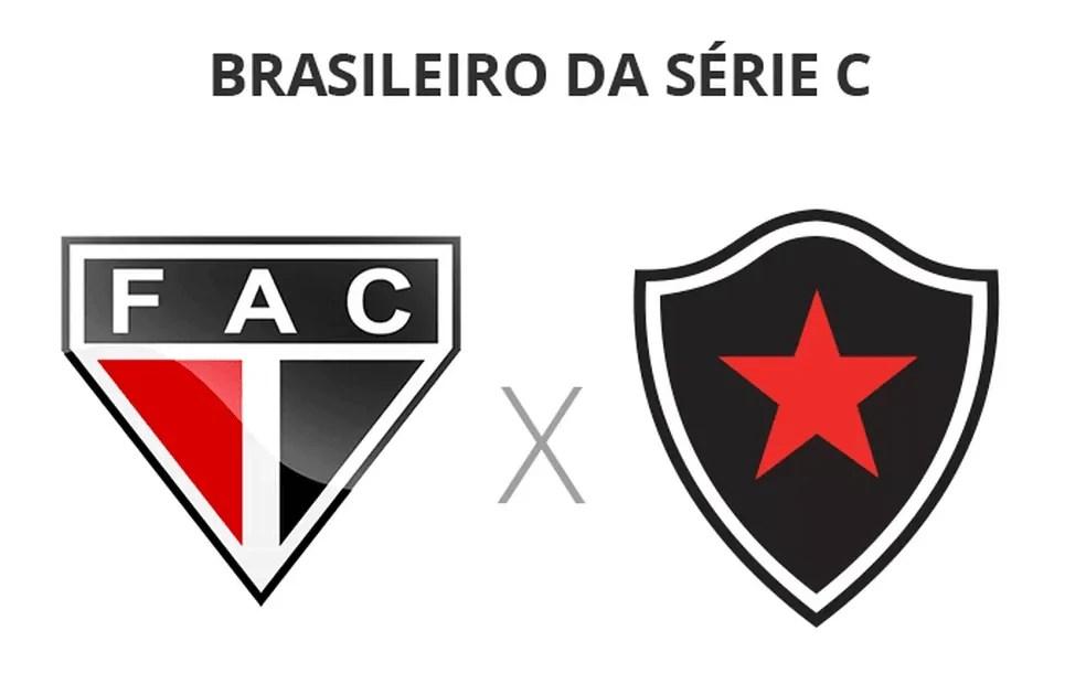 Botafogo-PB x Ferroviário