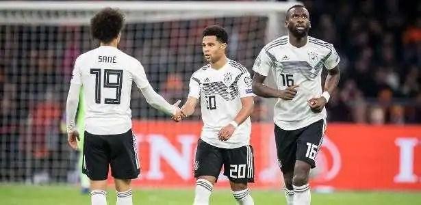 Alemanha x Hungria