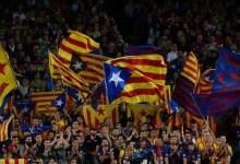 barcelona fans catalan flags pmcdlj0k56ws1su3ptm1z9dg3