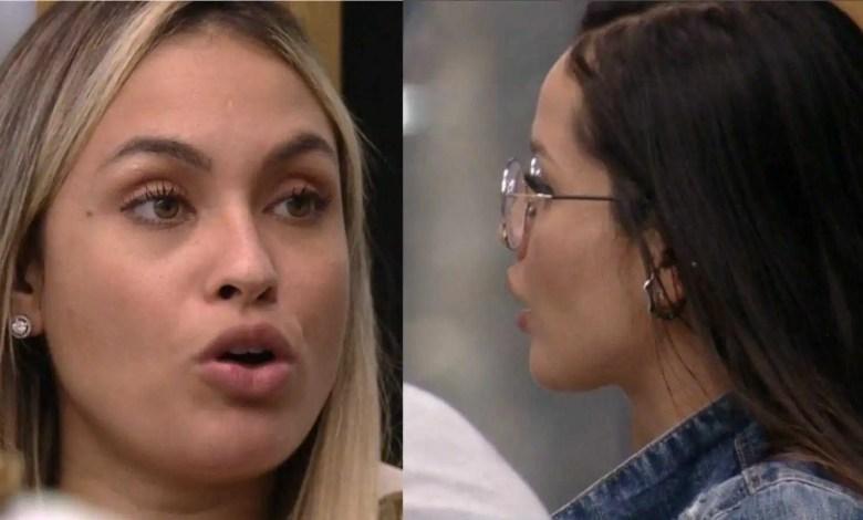 juliette fala para sarah: 'não subestime minha visão de jogo' (foto: reprodução/tvglobo/globoplay)