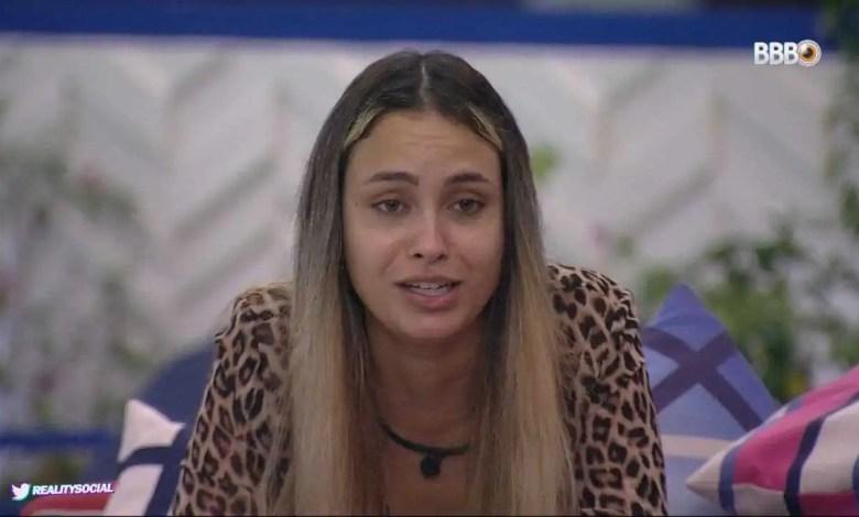sarah fala para caio que tentou aconselhar rodolffo (foto: reprodução/tvglobo/globoplay)