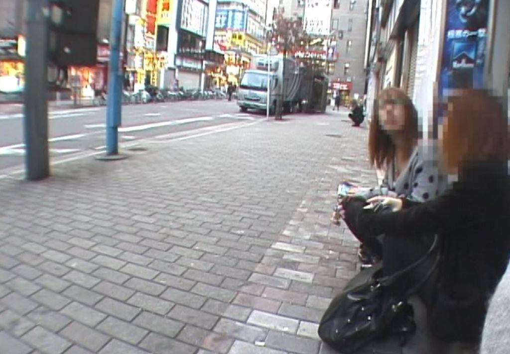 石橋渉の素人生ドル104 No.793素朴なメガネ女子