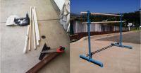 DIY Barre-ballerinas can build too! - Adult Ballerina Project