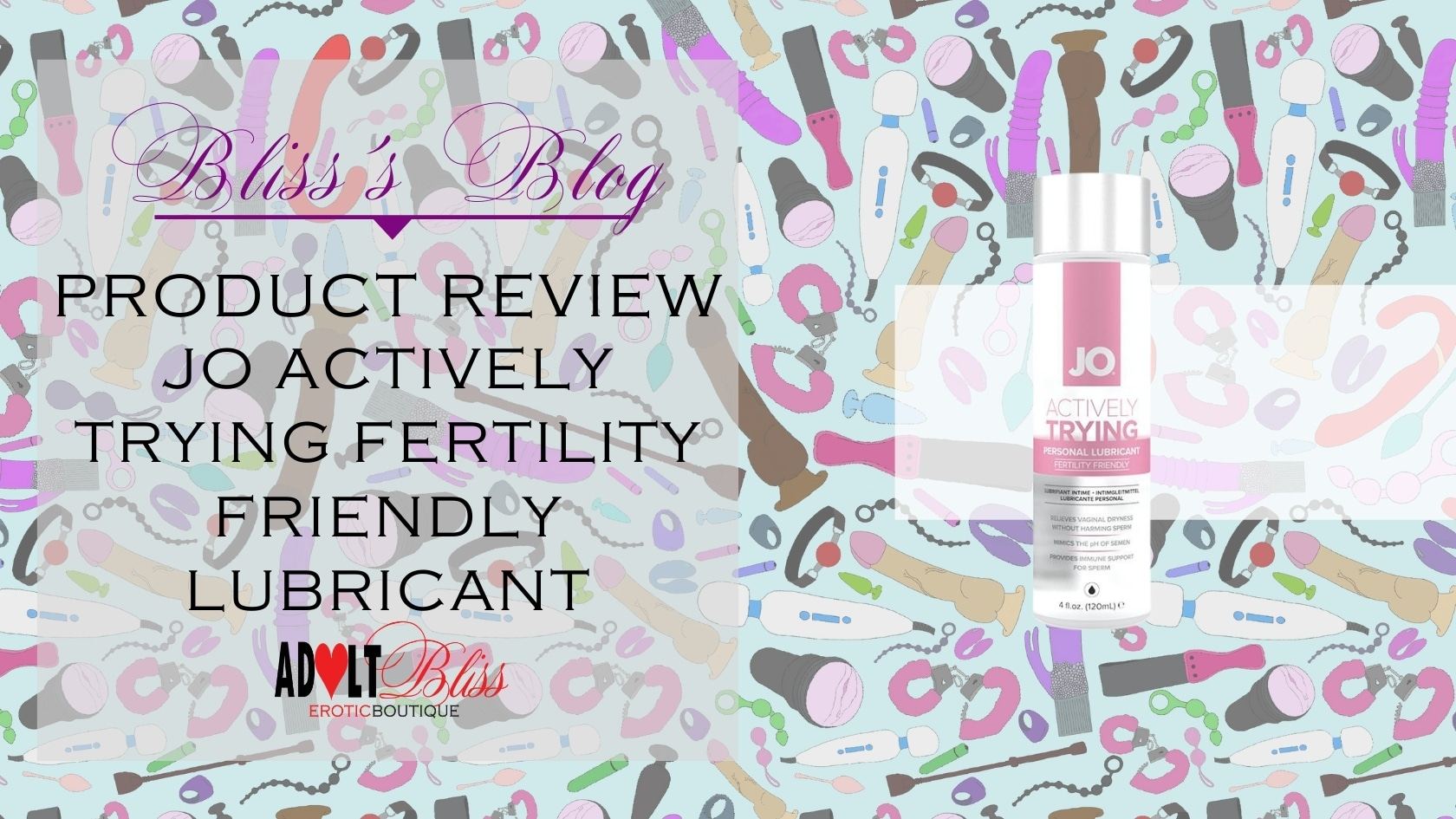 fertility friendly lubricant