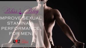improve sexual stamina for men