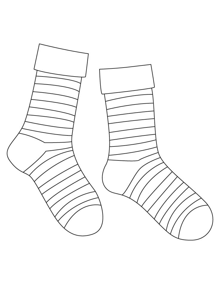 27 Fox In Socks Coloring Page Selection
