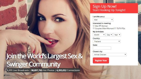 Free Adult Dating Sites #1 Casual Sex Sites? NSA, Sex Sites, Casual Sex With Real People!