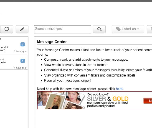 Adultfriendfinder Com Review Message Center