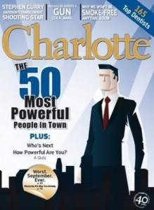 Best Charlotte Dentist by Charlotte Magazine