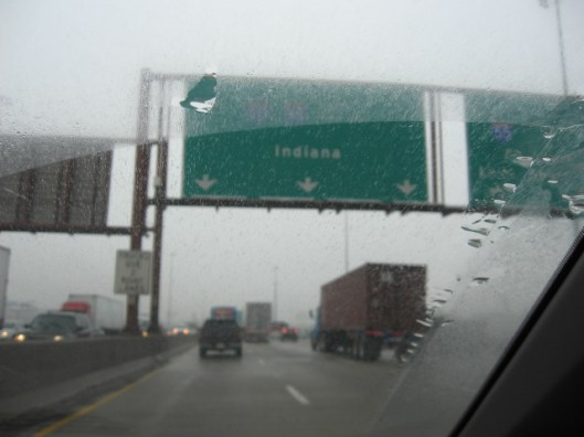 """Weather"" in Indiana, 2008"