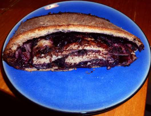 Bread and Chocolate and Cherries
