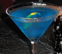 Alien Martini